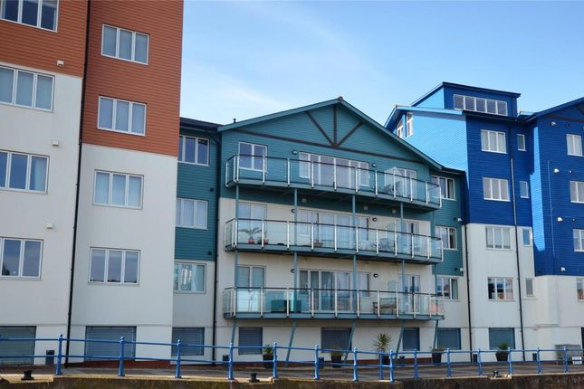 Thumbnail Flat for sale in Regatta Court, Shelly Road, Exmouth, Devon