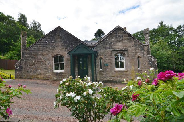 Thumbnail Lodge to rent in Kincardine Castle Estate, Auchterarder