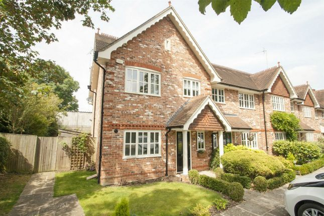 Thumbnail Semi-detached house for sale in Oakwood Court, Hartley Wintney, Hook