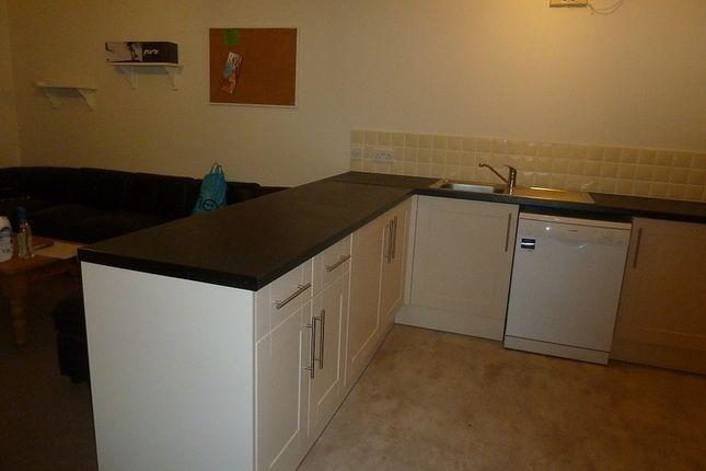 Thumbnail Property to rent in Wilton Avenue, Polygon, Southampton