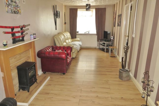 Thumbnail Terraced house to rent in Glamorgan, Bynmawr