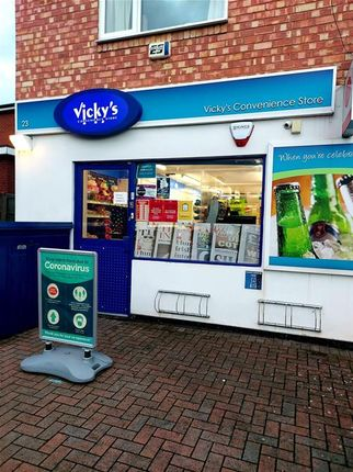 Thumbnail Retail premises for sale in 23 Alcester Road, Bromsgrove