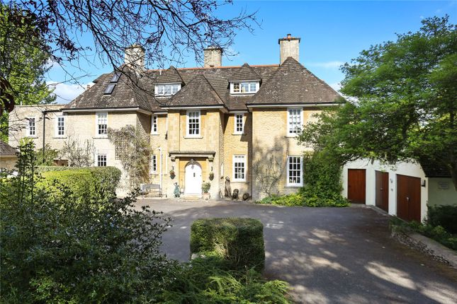 Thumbnail Detached house for sale in Over Butterrow, Rodborough Common, Stroud, Gloucestershire