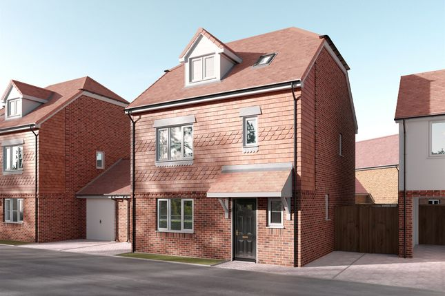 Thumbnail Link-detached house for sale in Woodacres Way, Arlington Road East, Hailsham