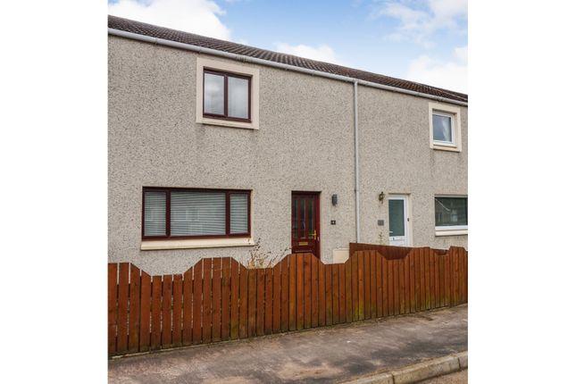 Thumbnail Terraced house for sale in Castlehill Road, Fochabers