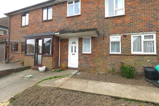 Thumbnail Terraced house for sale in Glovers Lane, Bexhill-On-Sea