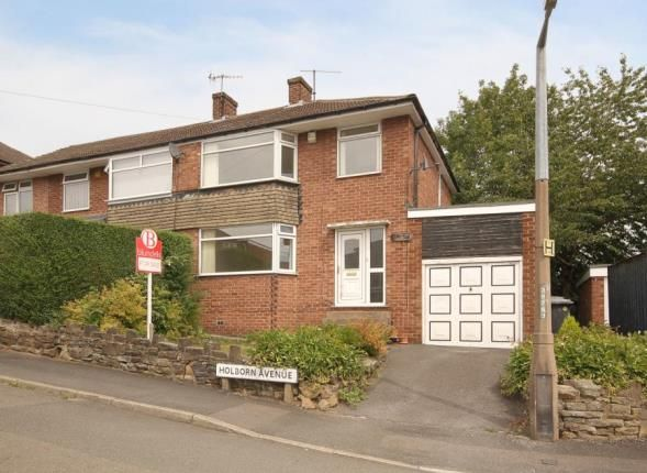 Thumbnail Semi-detached house for sale in Holborn Avenue, Dronfield, Derbyshire