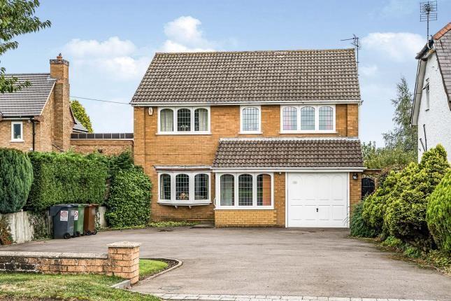 4 bed detached house for sale in Bromsgrove Road, Hunnington, Halesowen, West Midlands B62