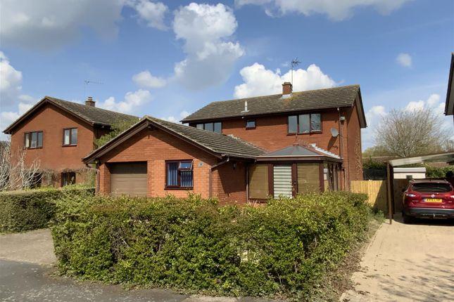 Thumbnail Detached house for sale in Fairways, Two Mile Ash, Milton Keynes