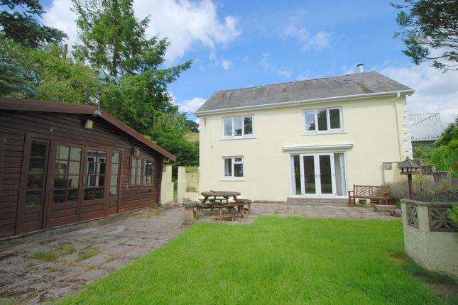 Thumbnail Farmhouse for sale in Cygnhordy, Carmarthenshire