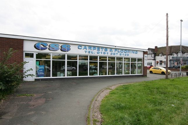 Thumbnail Retail premises for sale in 1A Woodland Road, Whitby, Ellesmere Port, Cheshire.