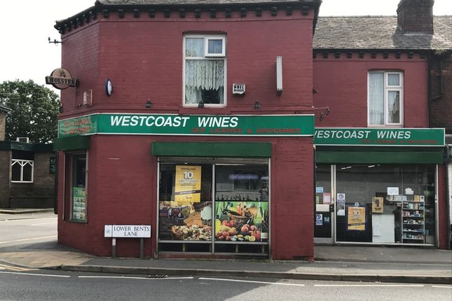Thumbnail Retail premises for sale in Stockport, Greater Manchester