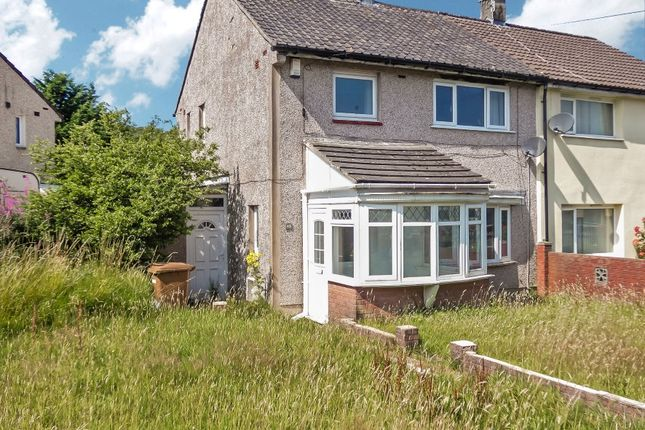 3 bed semi-detached house for sale in 45 Wasdale Close, Whitehaven, Cumbria CA28