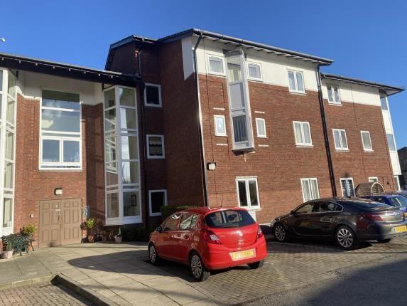 1 bed flat for sale in Maes Glanrafon, Brook Street, Mold, Flintshire CH7