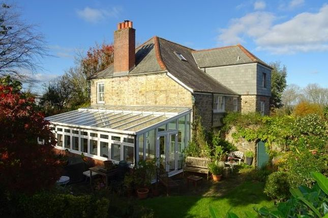 Thumbnail Detached house for sale in Wheal Alfred Road, Hayle