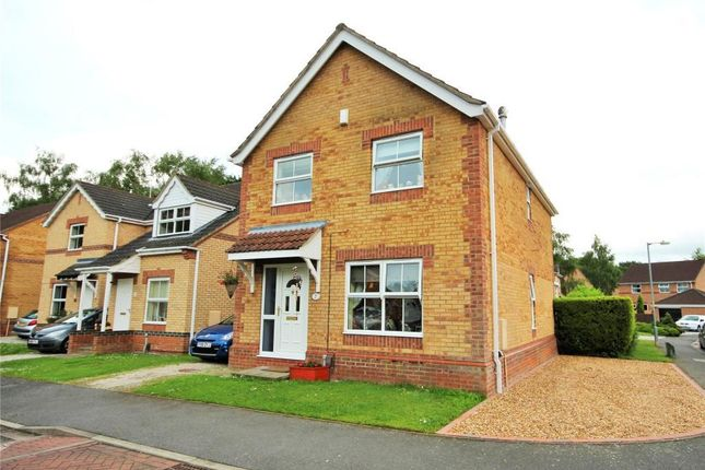 Thumbnail Detached house to rent in Baker Crescent, Lincoln