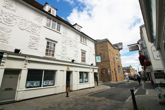 Thumbnail Flat for sale in Fentiman Walk, Fore Street, Hertford