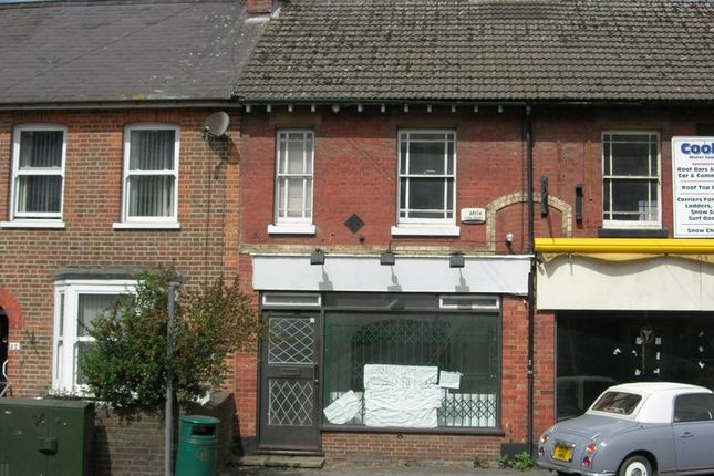Thumbnail Retail premises to let in Broad Street, Chesham