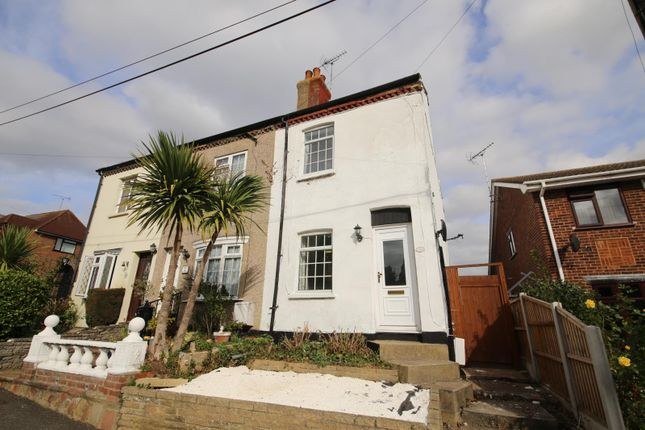 2 bed end terrace house to rent in Brick Cottages, Wharf Road, Fobbing, Essex SS17