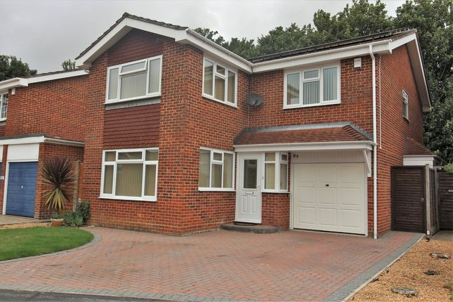 Thumbnail Detached house for sale in The Causeway, Fareham