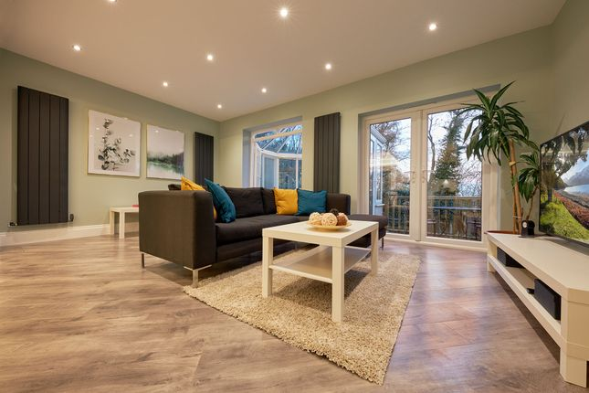 Thumbnail Link-detached house for sale in The Ridgeway Mill Hill East, London