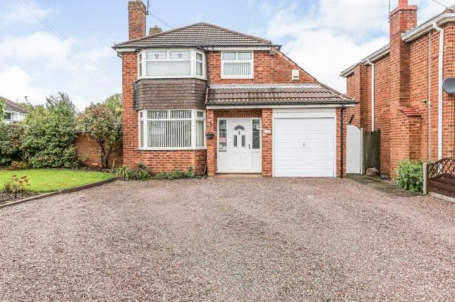 Front of Cooks Lane, Kingshurst, Birmingham, West Midlands B37