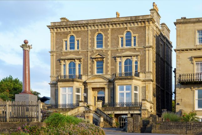 Thumbnail Flat for sale in Elton Road, Clevedon, Somerset