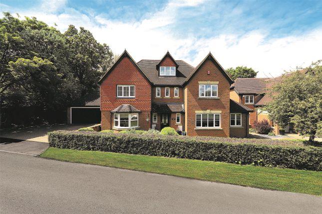 Thumbnail Detached house for sale in Goughs Lane, Bracknell, Berkshire