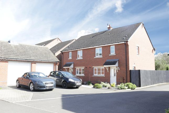 Thumbnail Semi-detached house to rent in Galanos, Long Itchington, Southam