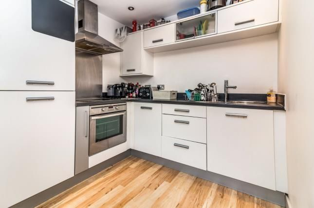 Kitchen Area of Water Street, Manchester, Greater Manchester M3