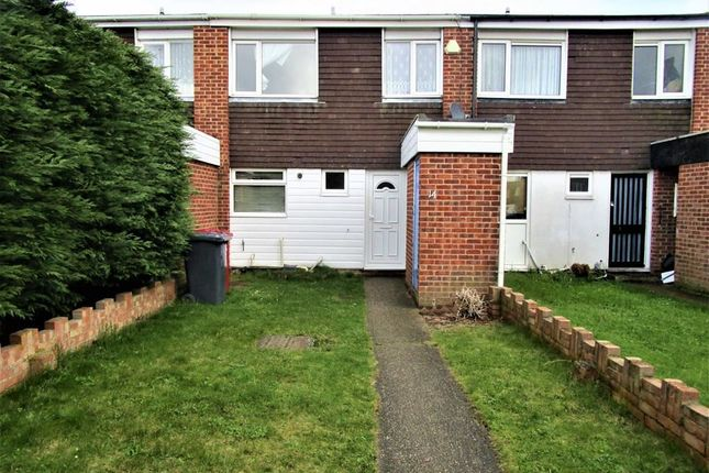 Thumbnail Terraced house to rent in Mendip Close, Langley, Berkshire