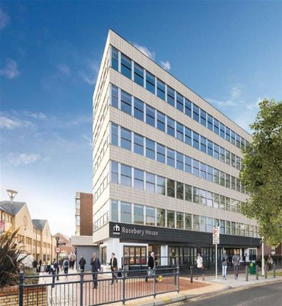 Thumbnail Flat for sale in Rosebery House Apartments, Chelmsford, Essex