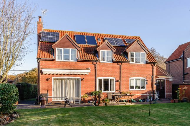 4 bed detached house for sale in The Causeway, Hickling, Norfolk