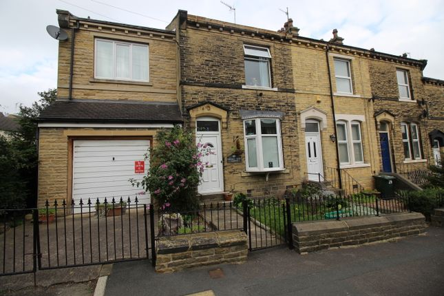 Thumbnail Semi-detached house for sale in New Street, Idle, Bradford
