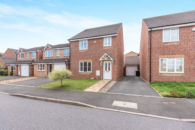 Thumbnail Detached house for sale in George Wood Avenue, Oldbury