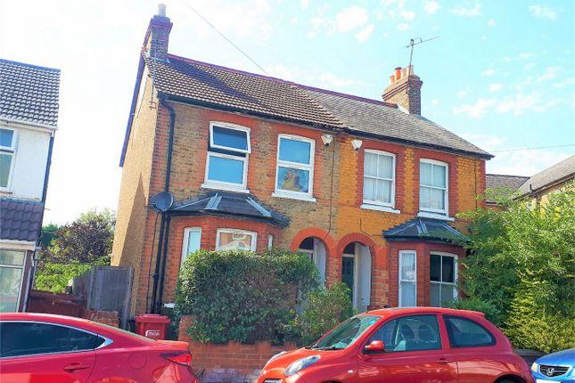 Thumbnail Semi-detached house to rent in King Edward Street, Slough, Berkshire