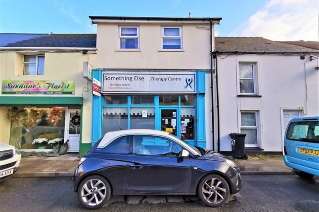 Thumbnail Retail premises for sale in Brecon Road, Merthyr Tydfil, Mid Glamorgan