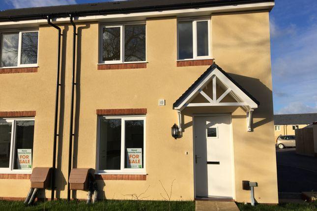 Thumbnail Semi-detached house for sale in Tillhouse Road, Cranbrook, Devon