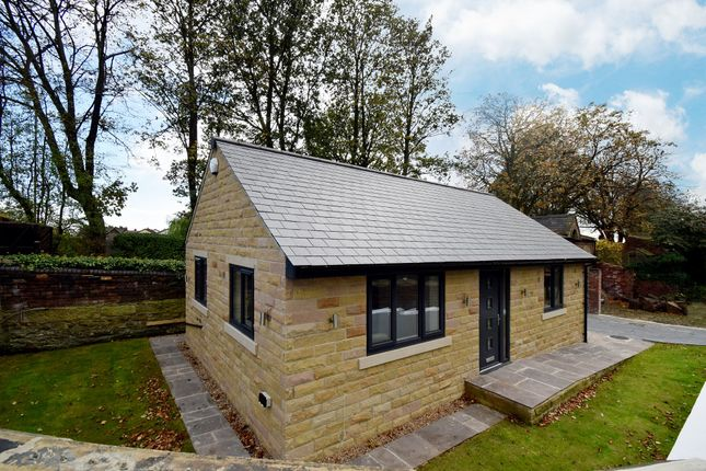 Thumbnail Detached bungalow for sale in Station Road, Ossett