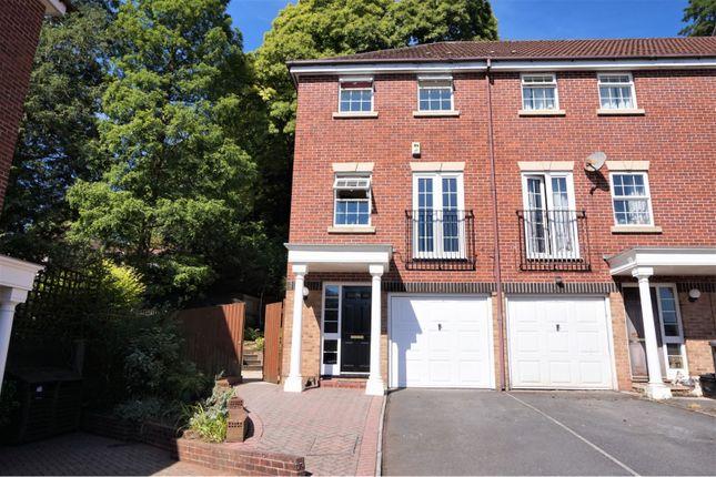 Thumbnail End terrace house for sale in Durham Close, Paignton
