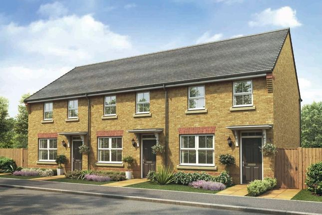 """Thumbnail Semi-detached house for sale in """"Archford"""" at Southern Cross, Wixams, Bedford"""
