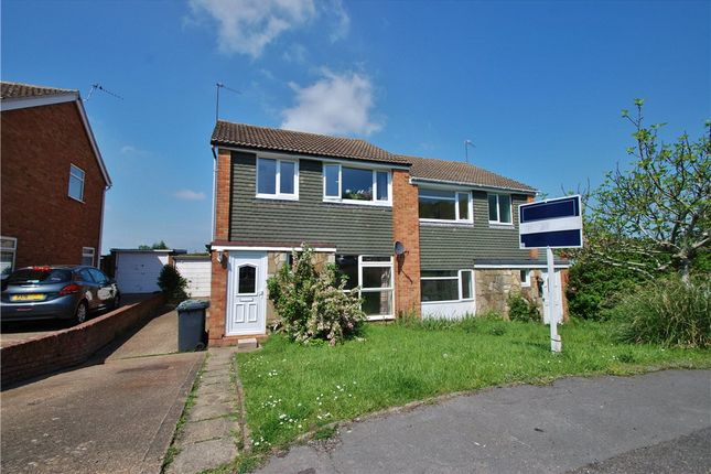 Thumbnail Semi-detached house to rent in Oakfields, Guildford, Surrey