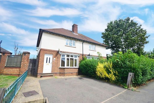 Thumbnail Semi-detached house to rent in Cedar Road, Kettering
