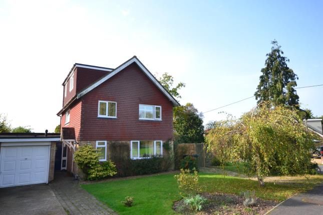 Thumbnail Detached house for sale in Limden Close, Stonegate, East Sussex