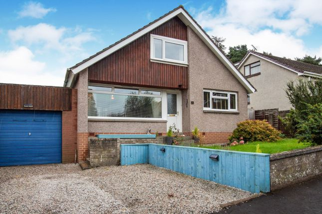 Thumbnail 3 bed detached house for sale in Ceres Crescent, Broughty Ferry, Dundee
