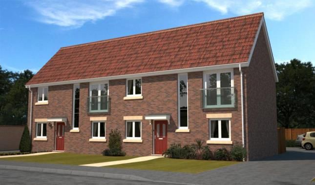 Thumbnail End terrace house for sale in Lumley Fields, Skegness, Lincolnshire