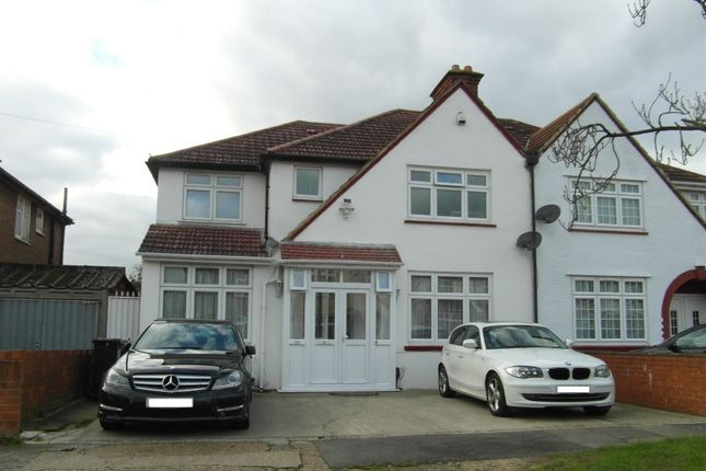Thumbnail Semi-detached house for sale in Heston, Hounslow
