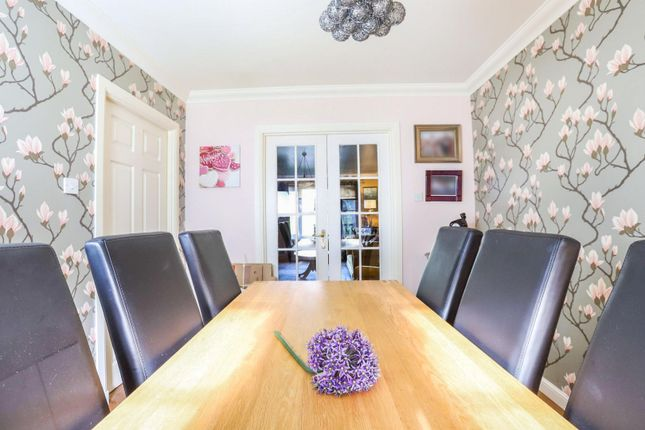 Dining Room of Silver Birch Drive, Baldovie, Broughty Ferry, Dundee DD5