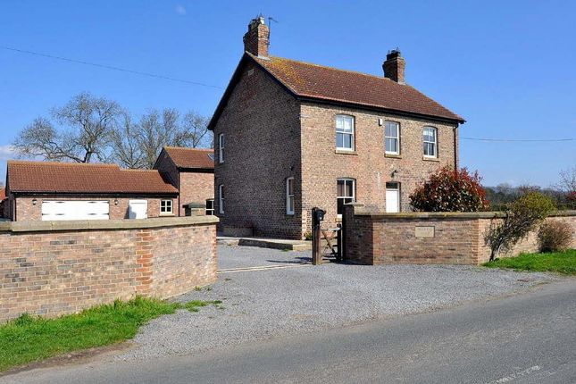 Thumbnail Detached house to rent in Islebeck Road, Sowerby, Thirsk
