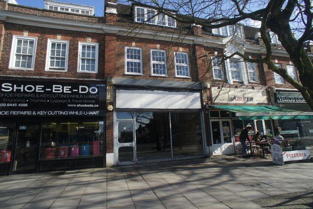 Thumbnail Retail premises to let in High Road, Whetstone, London